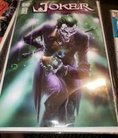 JOKER 80TH ANNIVERSARY 1 CLAYTON CRAIN TRADE VARIANT EXCLUSIVE IN HAND