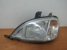 1998-1999-2000-2001 MERCEDES ML320 LEFT HEAD LIGHT ORIGINAL