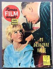 ► ROMAN FILM COMPLET CHEZ NOUS N°143 - 1964 - LA GRAGONNE NOIRE - ANDRE DUMAS
