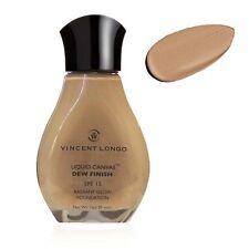 Vincent Longo Liquid Canvas Fluid Foundation Dew Finish Radiant Glow #8 Natural