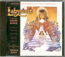 "DAVID BOWIE ""Labyrinth"" CD, Neu + Ovp!"