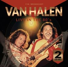VAN HALEN - LIVE IN THE 80'S  2 CD NEU