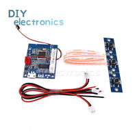 Bluetooth 4.1 Audio Receiver Module 5W+5W Stereo Amplifier Board Hands-Free Call