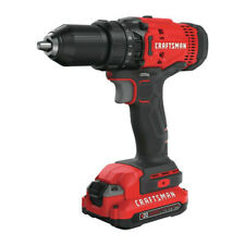 Craftsman CMCD700C1R 20V VS 1/2 in. Drill Driver Kit 1.3Ah Certified Refurbished