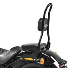 Sissy Bar CSL Fix per Harley-Davidson Heritage Softail Classic 114 18-20 nero