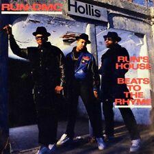 "7"" RUN DMC Run's House / Beats To The Rhyme METRONOME Rap Hip-Hop 1987 NEUWERTIG"