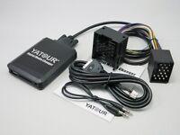 USB SD AUX iPod/iPhone Car Kit For 17PIN BMW E36 E46 E39 E38 K1200LT Z8 X5 X3 Z3
