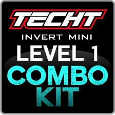 TECHT Invert Mini Level 1 Combo Kit Upgrade - MRT Delrin Bolt