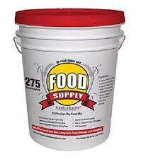 FFHI 275 Bucket LONG TERM EMERGENCY FOOD STORAGE