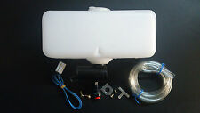 HOLDEN WINDSCREEN WASHER WATER BOTTLE & HEAVY DUTY PUMP REPLACEMENT KIT 12 VOLT