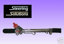 RENAULT SCENIC POWER STEERING RACK 5/01 TO 1/09  REMANUFACTURED GENUINE UNIT