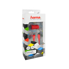 Hama KFZ micro USB Ladekabel - Samsung HTC LG etc + New Nintendo 3DS XL 2DS DSi