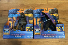 GODZILLA VS. KONG Playmates Hong Kong Battle Set - Godzilla And King Kong
