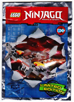 Lego NinjaGo 891619 Limited edition - Avion pirate - Pirate's Fighter foil pack
