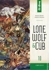 Lone Wolf and Cub Omnibus TPB #10-1ST NM 2015 Stock Image