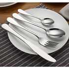 New 32 Piece Stainless Steel Flatware Set Silverware, Service 8 Place Settings