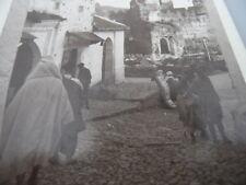 Xauen    Morocco   PHOTO   POSTCARD  VINTAGE   GOOD CONDITION