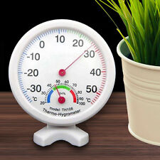 Home Mini Hygrometer Indoor Outdoor Humidity Thermometer Temperature Meter ZH