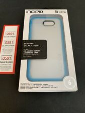 Incipio Octane Series Case for Samsung Galaxy J3 (2017) - Frost/Blue