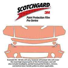 3M Scotchgard Pro Clear Bra Pre-Cut Standard Kit ALL VEHICLES! Paint Protection