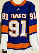 Authentic NHL ADIZERO Jersey New York Islanders John Tavares Royal Blue sz 46
