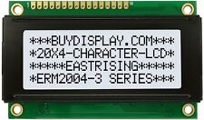 Small Size 5V High Contrast 20x4 Character LCD Module Display,w/Tutorial,HD44780
