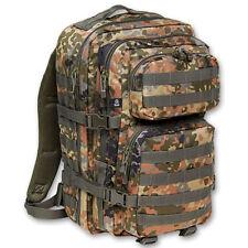 Brandit 8008 40l US Cooper Assault Armee Rucksack MOLLE Army Rucksack Flecktarn