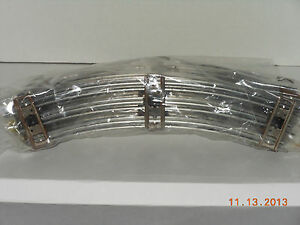 "Lionel #65033 ""027"" GAUGE  curve track 8 pieces"