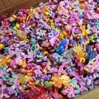 10PCS Original MLP Unicorn Pony Friendship is Magic figure Kids Toy Xmas Gift