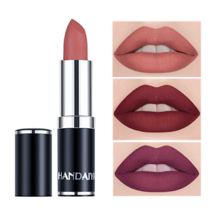 Women Lipstick Waterproof Lip Gloss Matte Long Lasting Liquid Makeup US