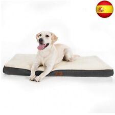 Bedsure Cama Perro Ortopédica Grande - Colchón Perro Lavable Verano L, D