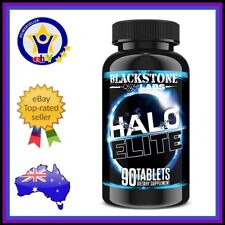 BLACKSTONE LABS | HALO ELITE | NATURAL ANABOLIC | TESTOSTERONE STRENGTH SIZE