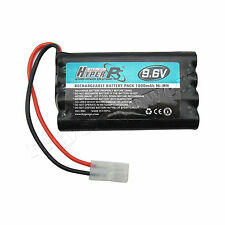 1x 9.6V 8*AA 1800mAh NI-MH HyperPS Rechargeable Battery Pack with Tamiya Plug