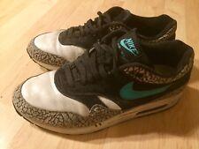 2013 LUCE MAX Nike AIR LE 6 7 8 9 10 11 12 taglia Safari SABBIA BEIGE BLU Atmos