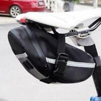 Rücksitz Pack Satteltasche Heck Packtasche Handtasche Fahrr gut für MTB Ren B2B0