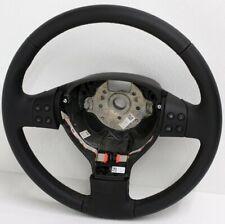 OEM Volkswagen Jetta, Passat, EOS Steering Wheel 3C0-419-091-AP-E74 Black