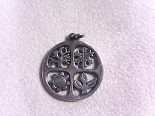 JAMES AVERY, FOUR SEASONS LARGE CHARM, .925, RETIRED!! (18003426)