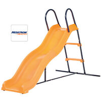 Childrens Hedstrom Wavy Slide Chute Toddler Infant New Outdoors Garden Playset