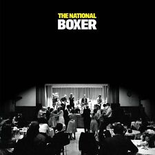 The National BOXER +MP3s BEGGARS BANQUET RECORDS New Sealed Black Vinyl LP