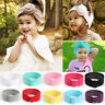 NEW Kids Baby Girls Toddler Knot Turban Hair Band Headwear Headband Accessories