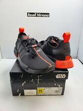 Adidas x Star Wars NMD R1 Star Wars Darth Vader Size 10 Mens Black/Red FW2282