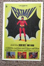 Batman Movie poster Lobby Card #7 Adam West Burt Ward