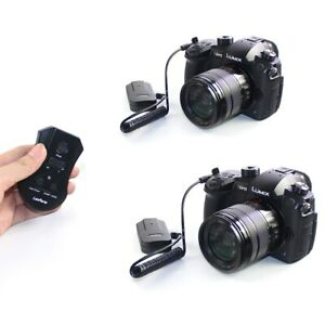 Lanparte Wireless Remote Control Controller for Panasonic GH5s GH5 GH4 Camera