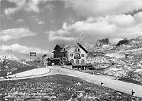Cartolina - Postcard - Albergo Passo Falzarego - Nuvolao Alto - Cinque Torri