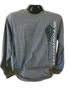 Corvette Stingray Long Sleeve Gray Buds Chevrolet
