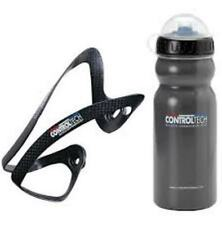 ControlTech Carbon Cage Ribbon design New in Box w/Water bottle