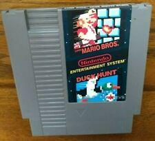 Nintendo NES Game - Super Mario Bros. Duck Hunt