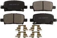 Disc Brake Pad Set-ProSolution Ceramic Brake Pads Rear Monroe GX865