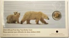 2005 Canada $2 Dollars First Day Issue Sealed #10772