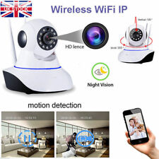 Wireless Wifi IP Security Camera 720P Indoor Home Surveillance Monitor System